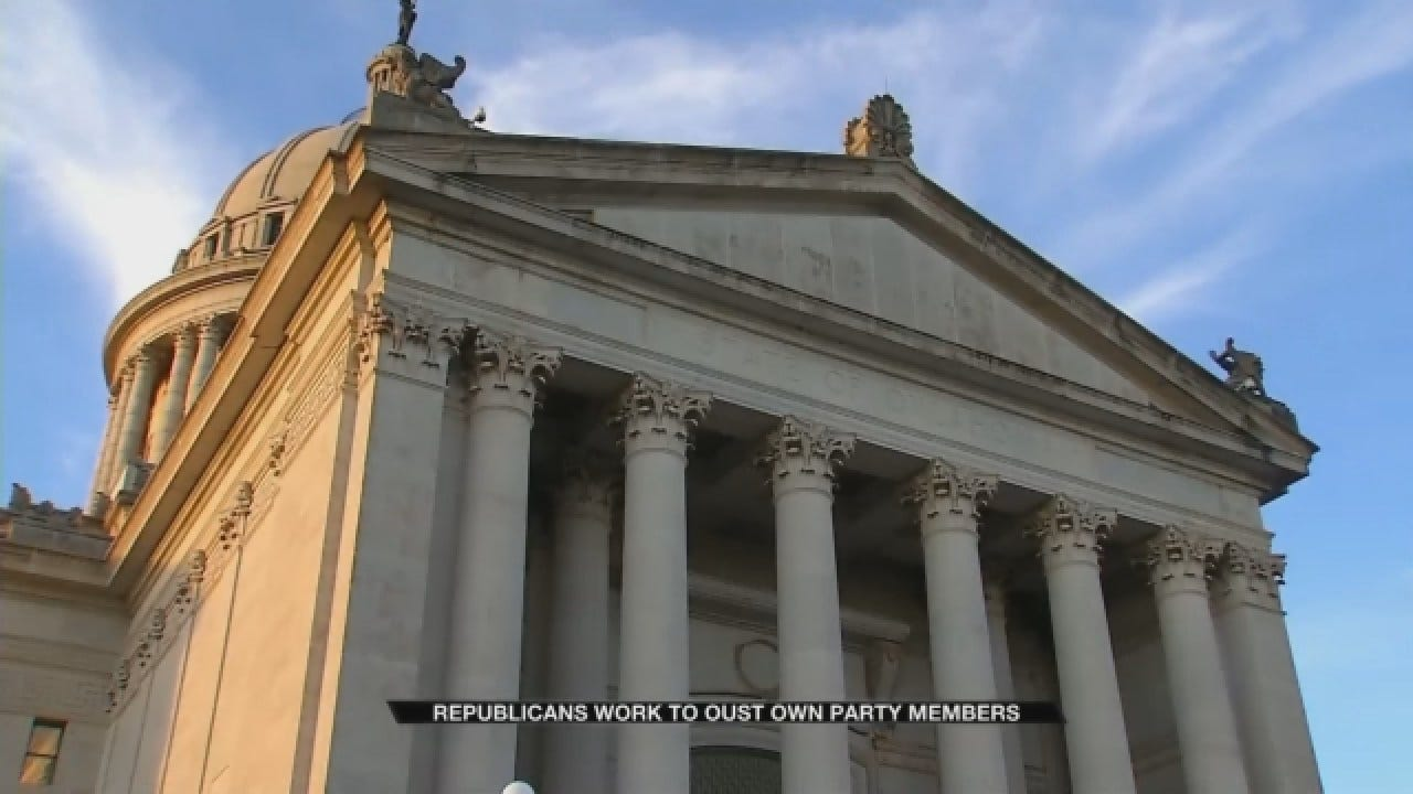 Mitchell Talks: Republicans Work To Oust Own Party Members