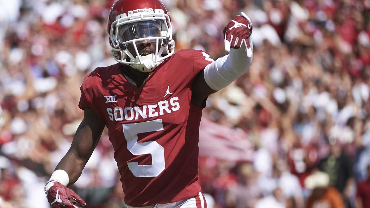 OU WR Marquise 'Hollywood' Brown To Enter NFL Draft