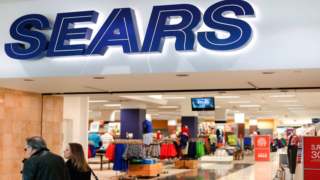 2 Sears Stores In Oklahoma To Close As Company Files For Bankruptcy