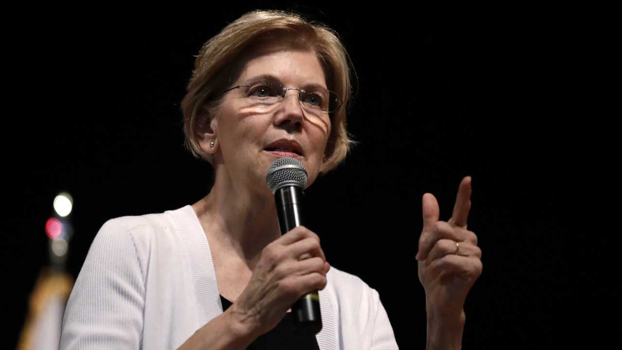 Elizabeth Warren: DNA Test Shows Strong Likelihood I Have Native-American Heritage