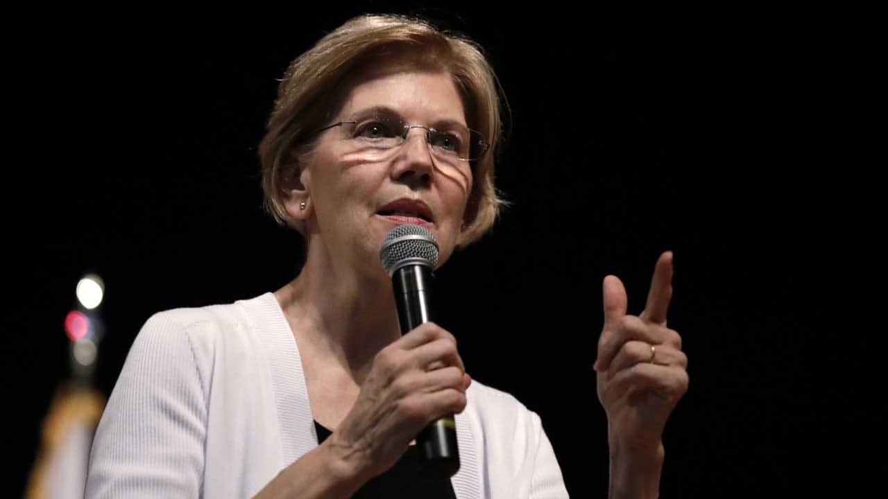 Elizabeth Warren Makes Big Move Toward 2020 Presidential Run