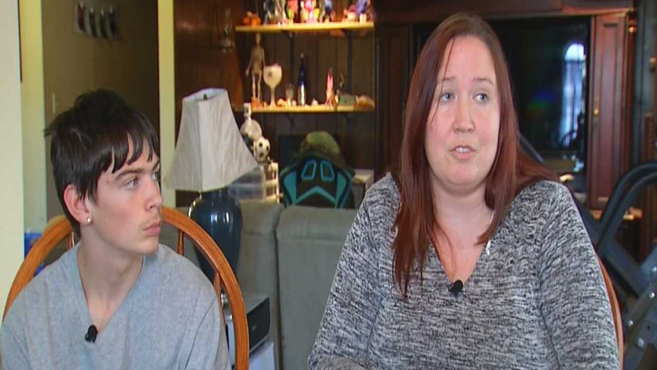 Metro Mom Files Police Report After Son Is Elbowed After Suffering Concussion