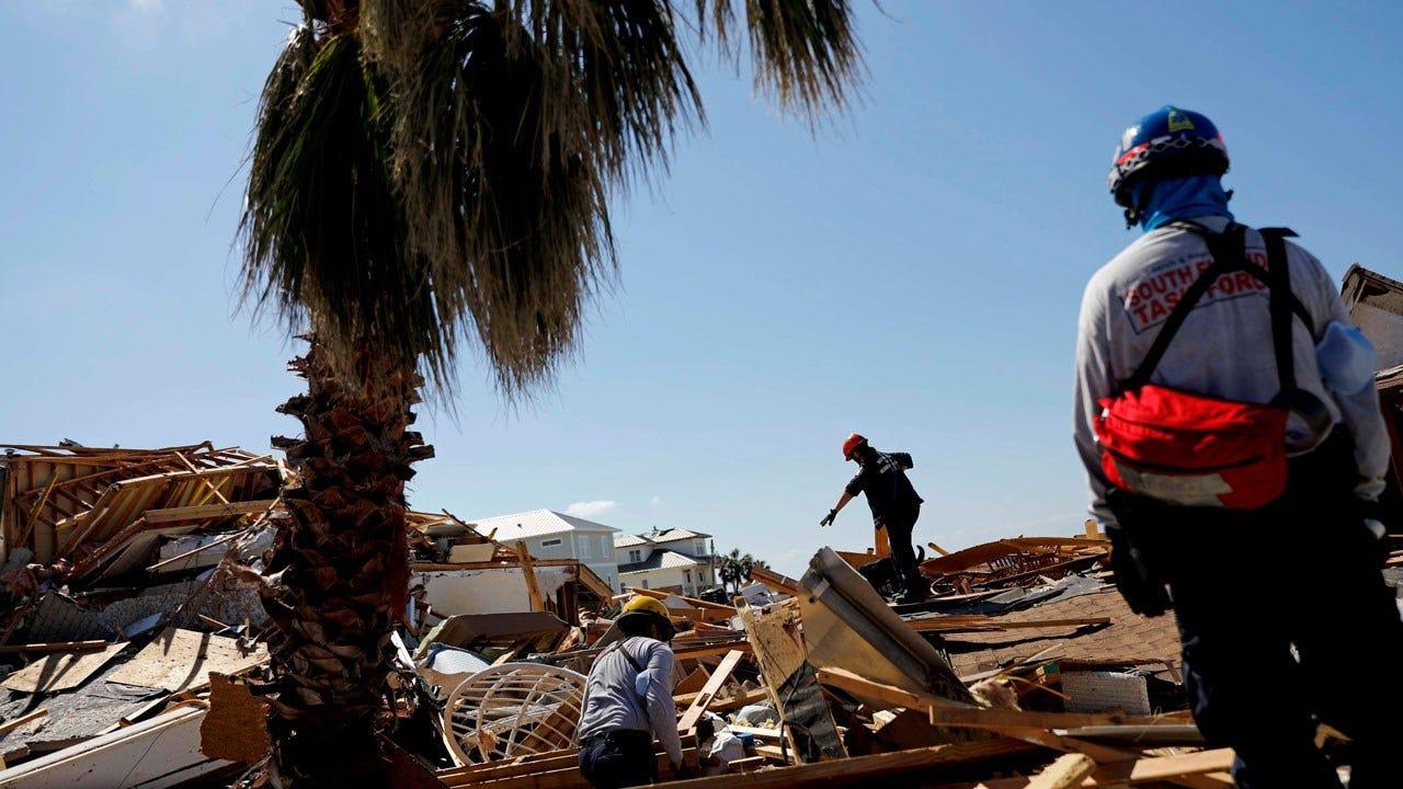 President Trump To Tour Michael-Ravaged Areas Of Florida, Georgia Monday