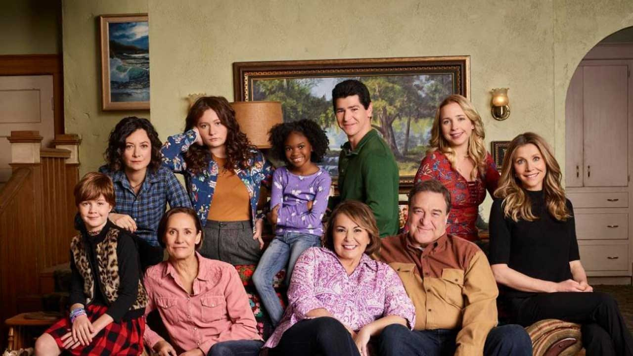 Conners Family Returns Without Roseanne Barr