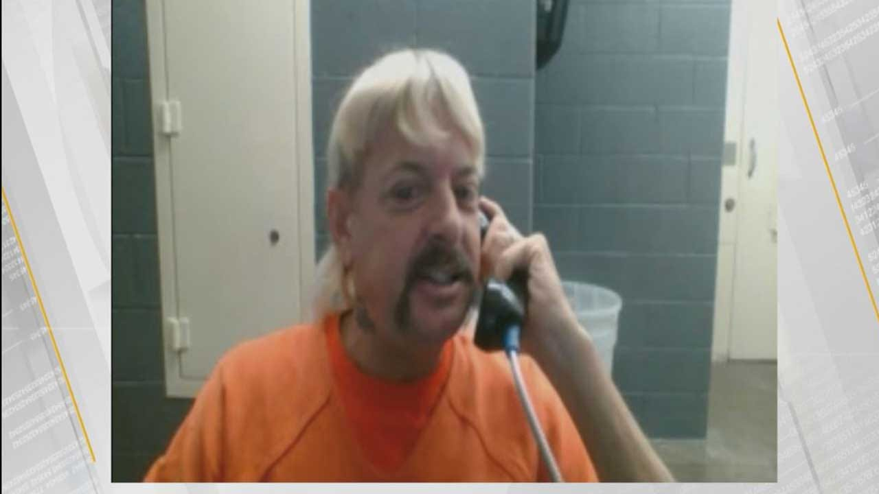 Joe Exotic Faces New Charges, Including Shooting And Killing Animals