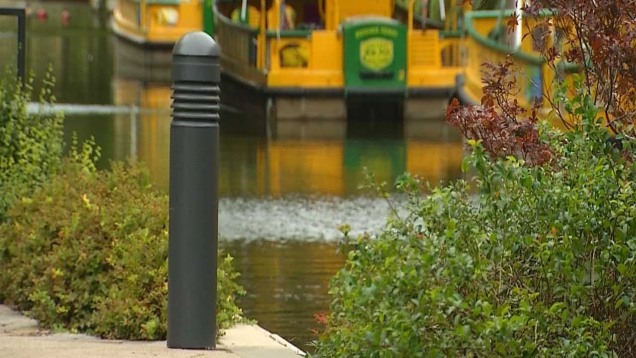 Lights Along Bricktown Canal To Be Replaced