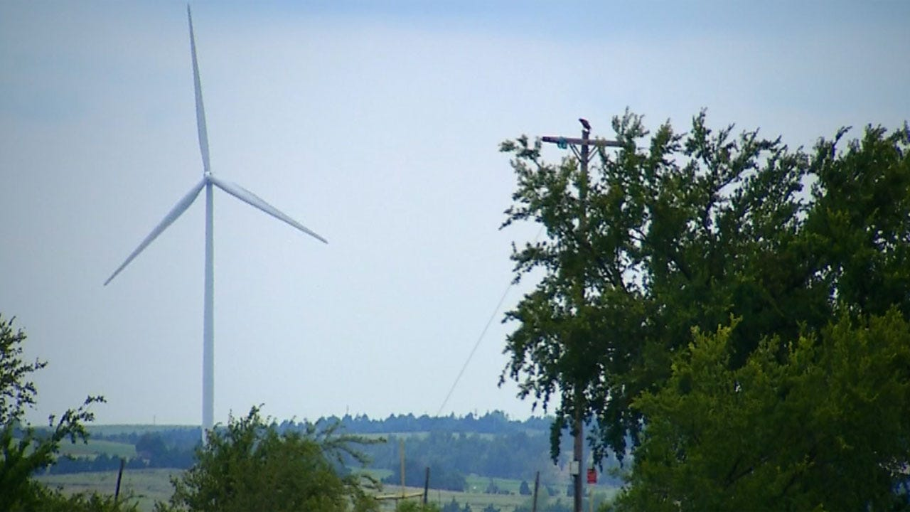 9 Investigates: How Wind Farms Interfere With Weather Radars