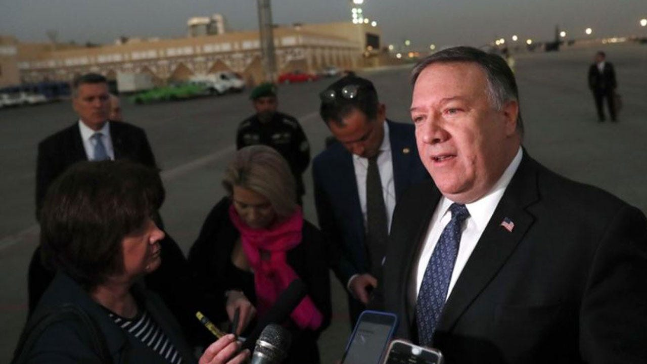 Mike Pompeo Lands In Turkey As Probe Into Saudi Writer Case Heats Up