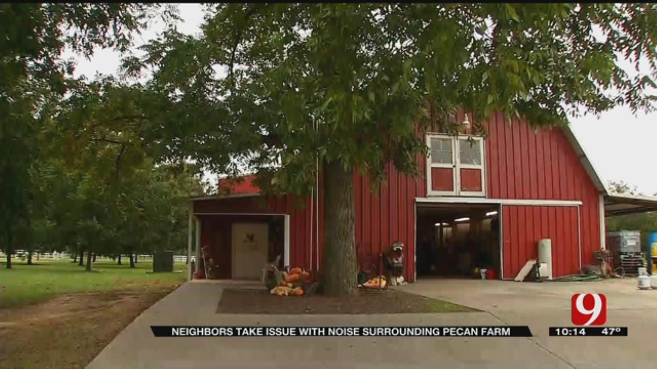 Neighbors Take Issue With Noise Surrounding Pott. County Pecan Farm