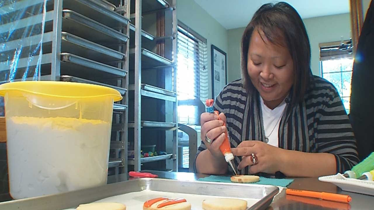 Red Dirt Diaries: Oklahoma Cookie Maker Competes Against Nation's Best