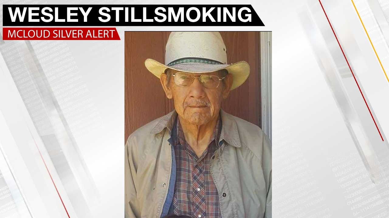 Silver Alert Issued For McLoud Man