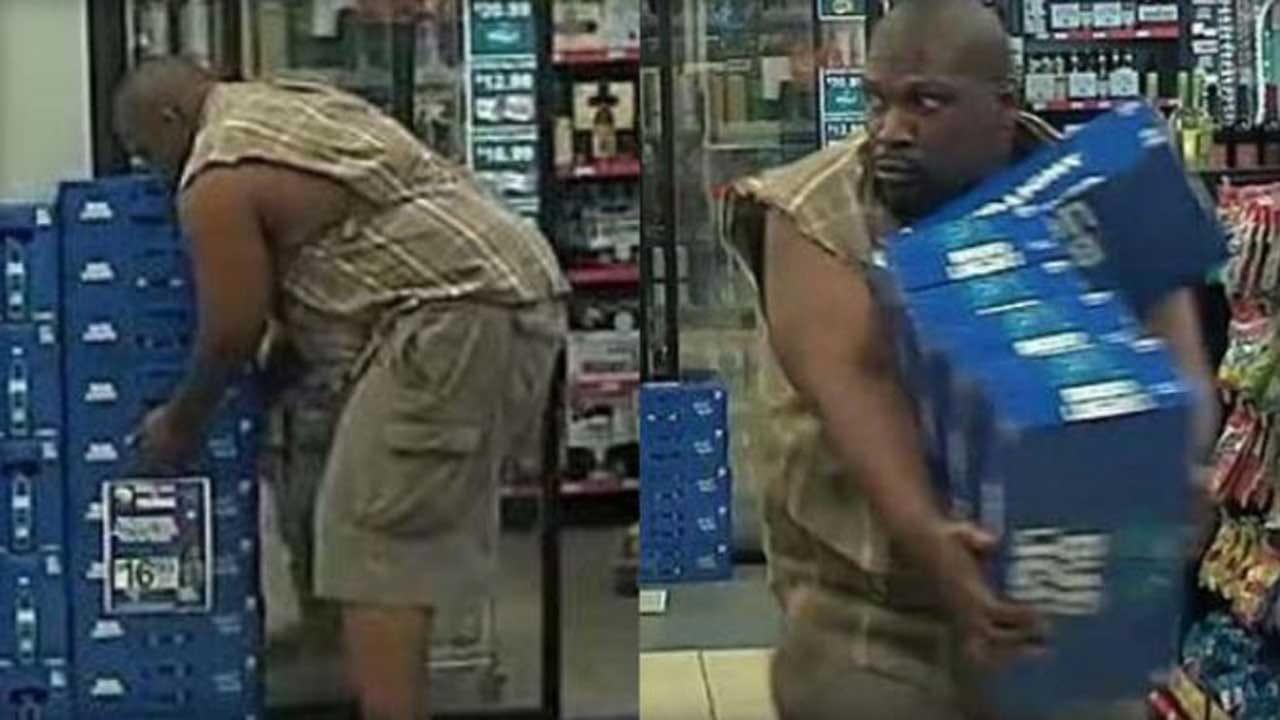 Photos Of Suspected Texas Beer Thief Go Viral