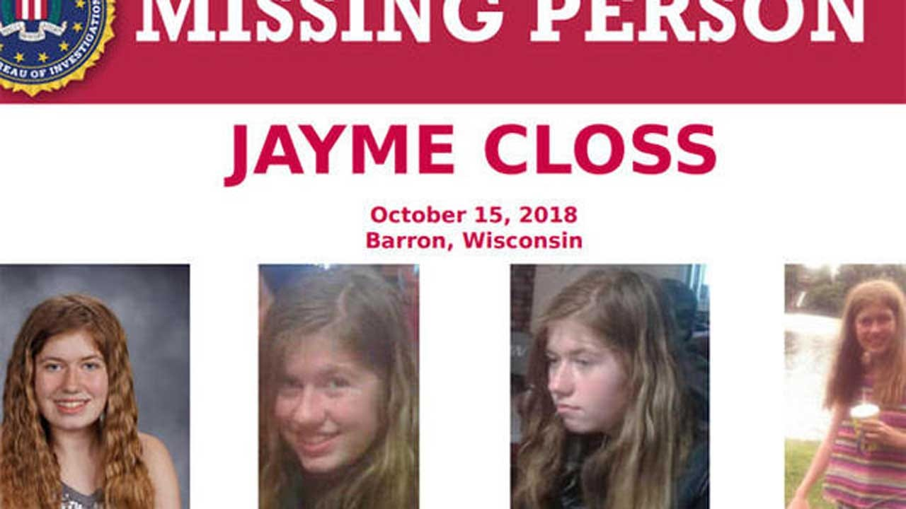 FBI Expands Search Nationwide For Missing Wisconsin Girl