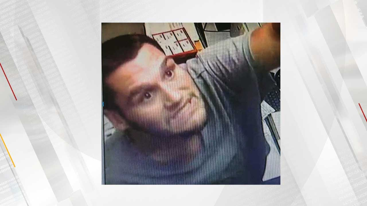 OKC Police Looking For Man Accused Of Stealing 60 Lottery Tickets