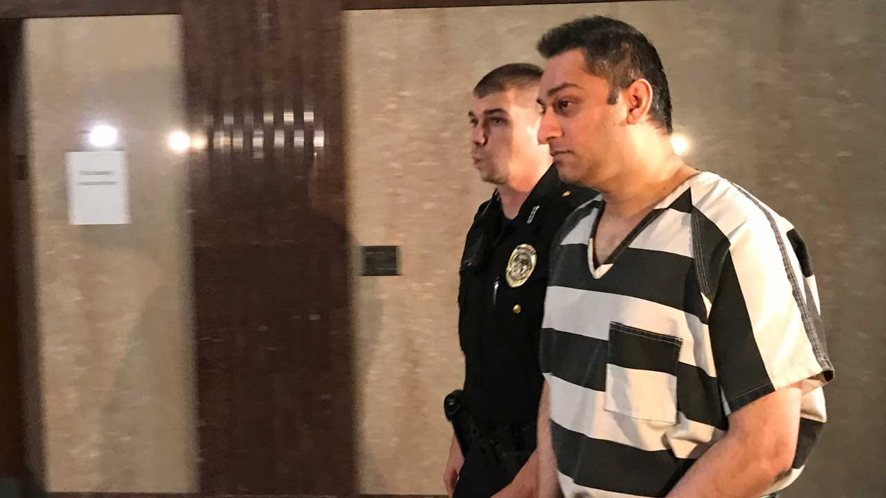 Tulsa Dentist Sentenced To Life In Prison After Convicted Of Killing OKC Baby
