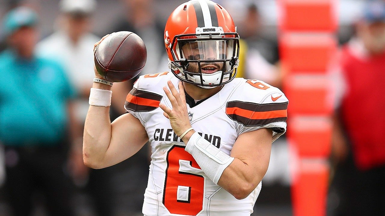 Baker Mayfield Fined 10K For Apparent Lewd Gesture