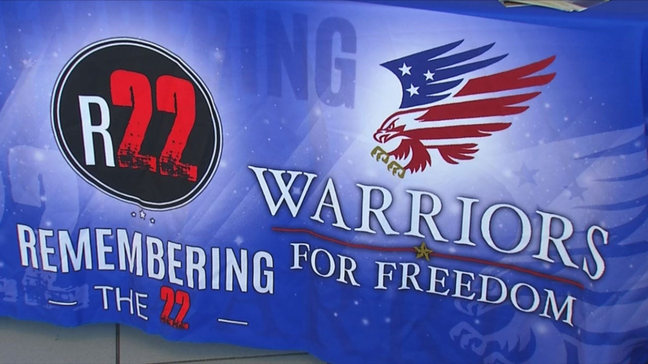 Nonprofit Group, Warrior For Freedom Works To Help Veterans