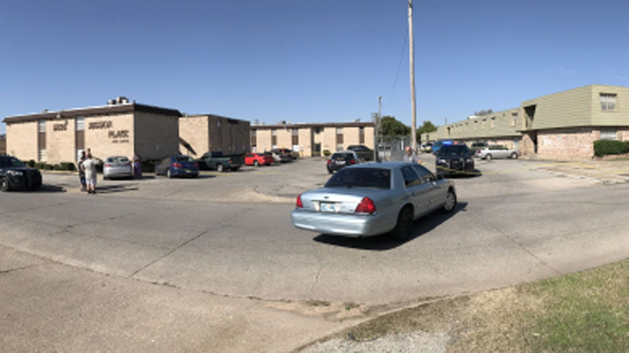 Police Respond To Reported Shooting In NW OKC