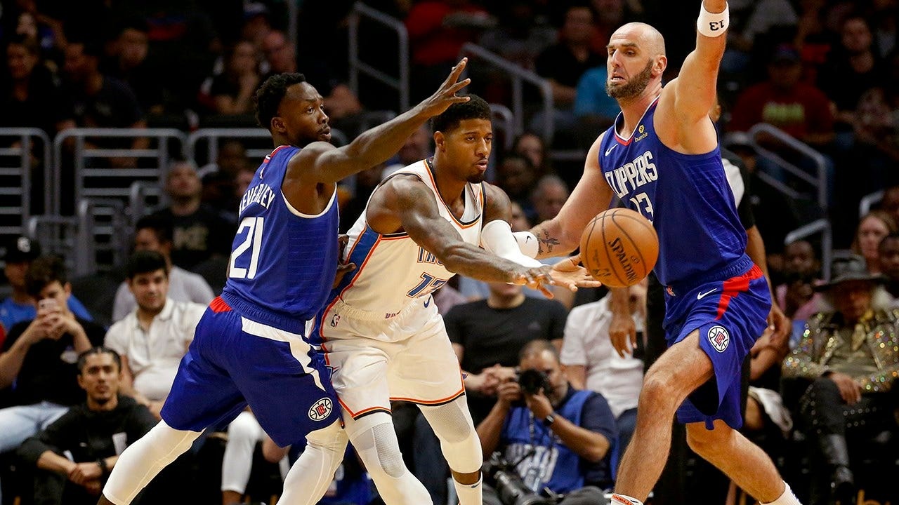 Thunder Drop To 0-2 With 108-92 Loss To Clippers