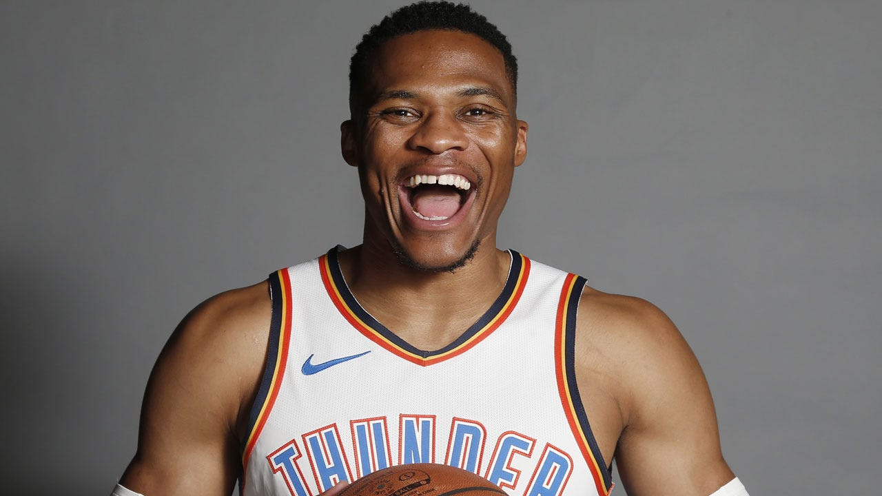 Westbrook Returns To The Court Sunday Against The Sacramento Kings