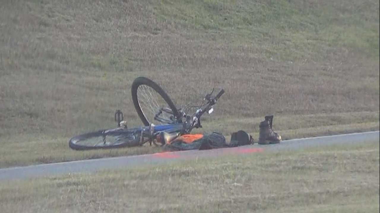 Yukon Cyclist Struck In Hit-And-Run Monday Dies Of Injuries
