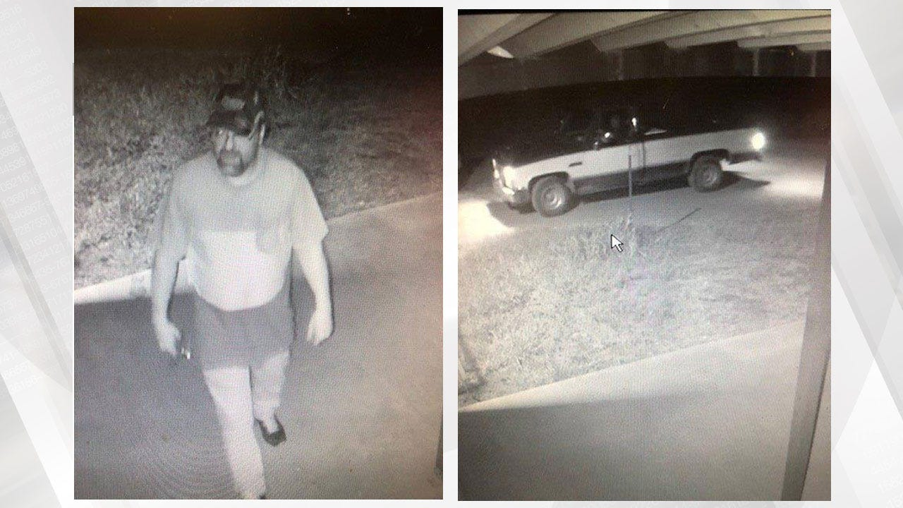 OKCPD Search For Alleged Thief Who Stole From SW OKC Business