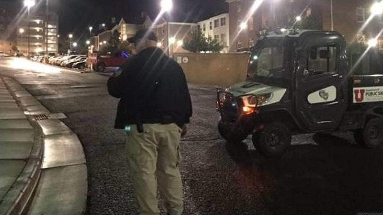 Suspect In Campus Shooting Death Of University Of Utah Student Is Dead