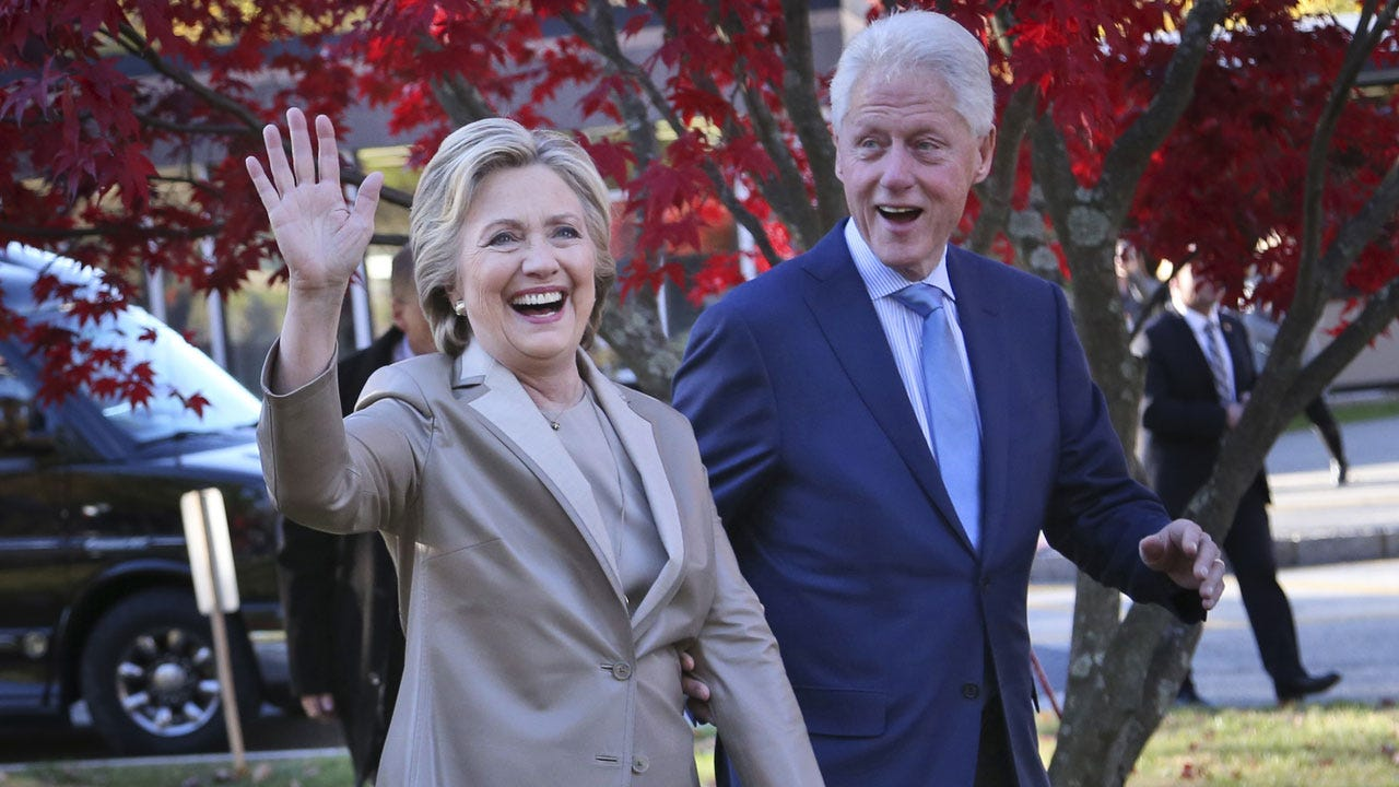 Hillary Clinton Rules Out 2020 White House Bid