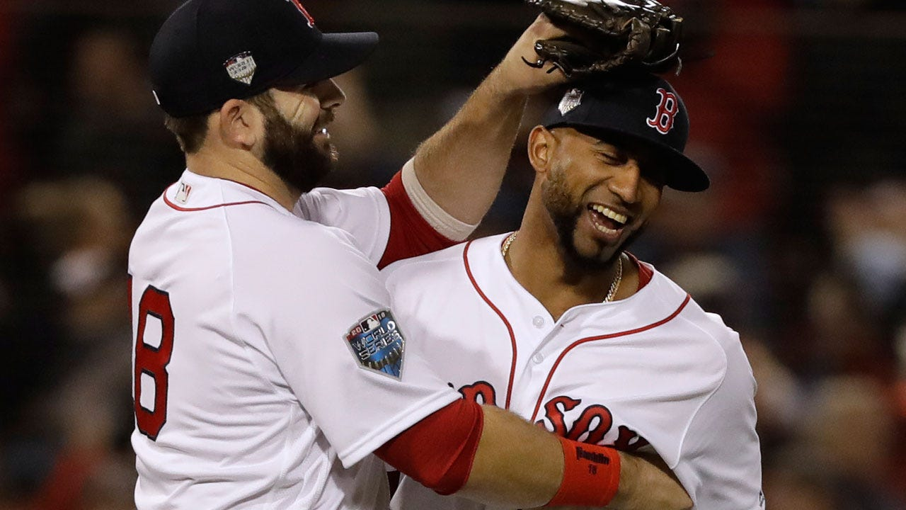 Red Sox Get Leg Up In World Series, Beat Dodgers 8-4 In Game 1