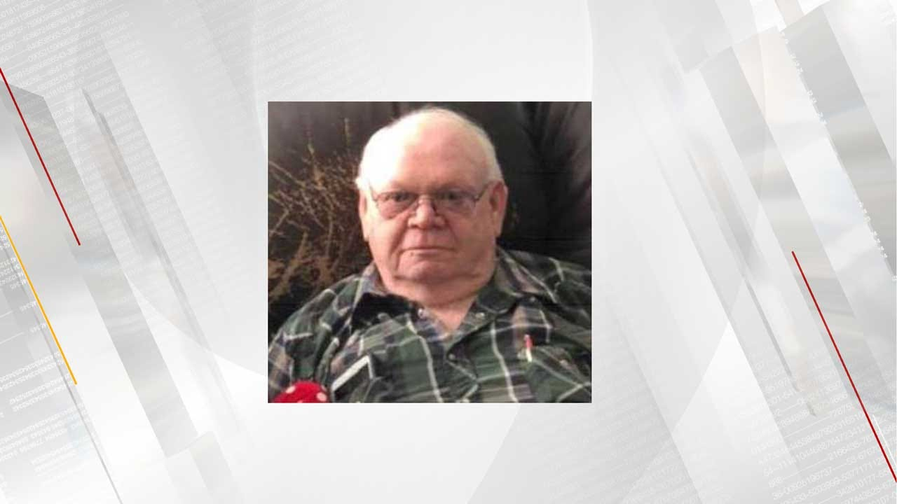 Silver Alert Issued For Missing 76-Year-Old Oklahoma City Man