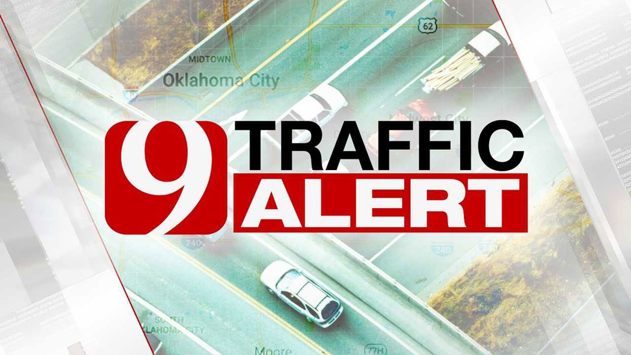 Officials Respond To Several Accidents In OKC, Edmond
