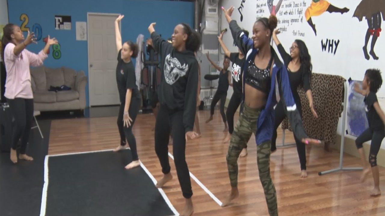 OKC Dance Studio For Inner-City Kids In Danger Of Closing