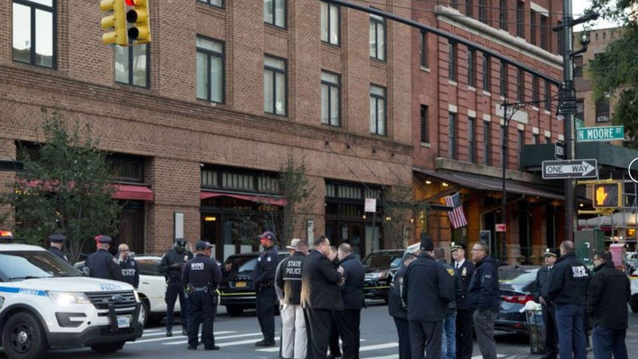 Second Suspicious Package Sent To Joe Biden, Similar To Packages That Had Bombs