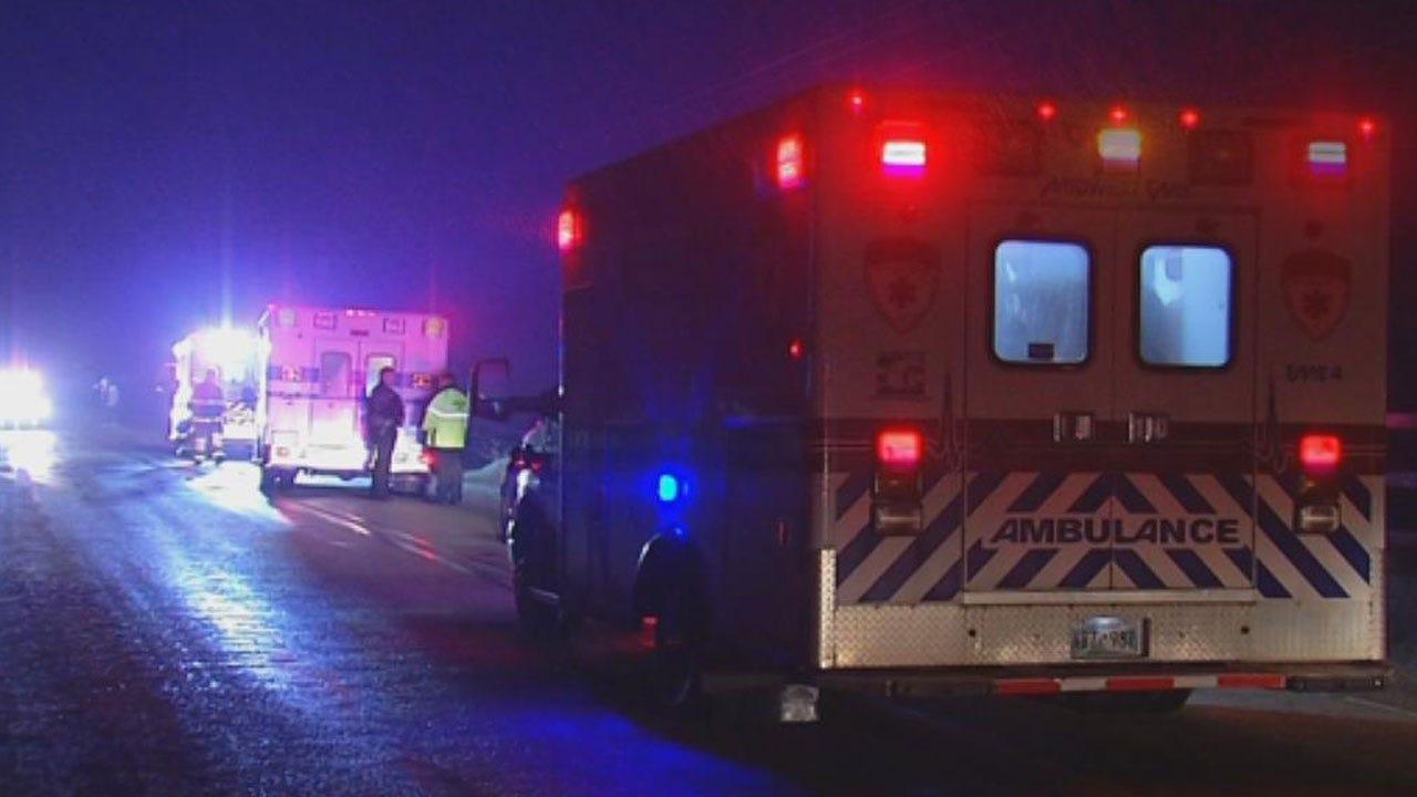 Suspect Arrested For DUI After Rollover Crash In Jones