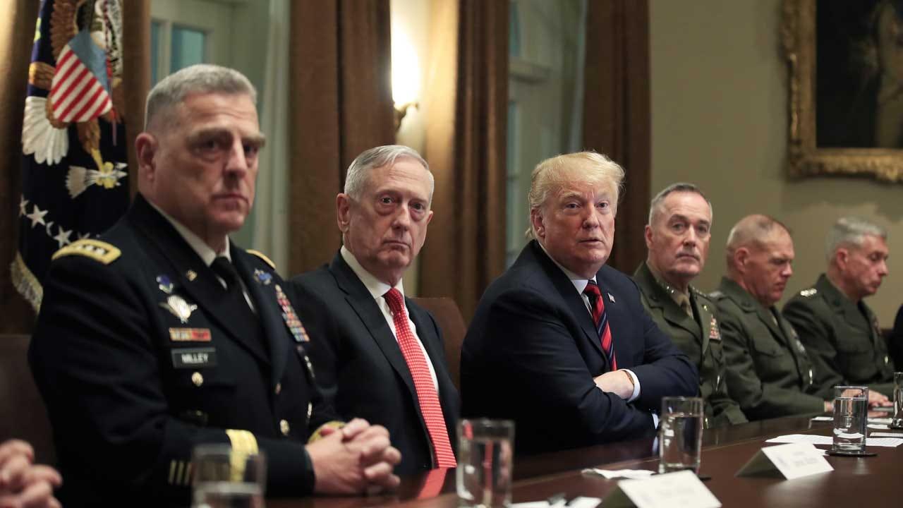 Trump Says Mattis Out By Jan. 1; Patrick Shanahan To Be Acting Defense Secretary