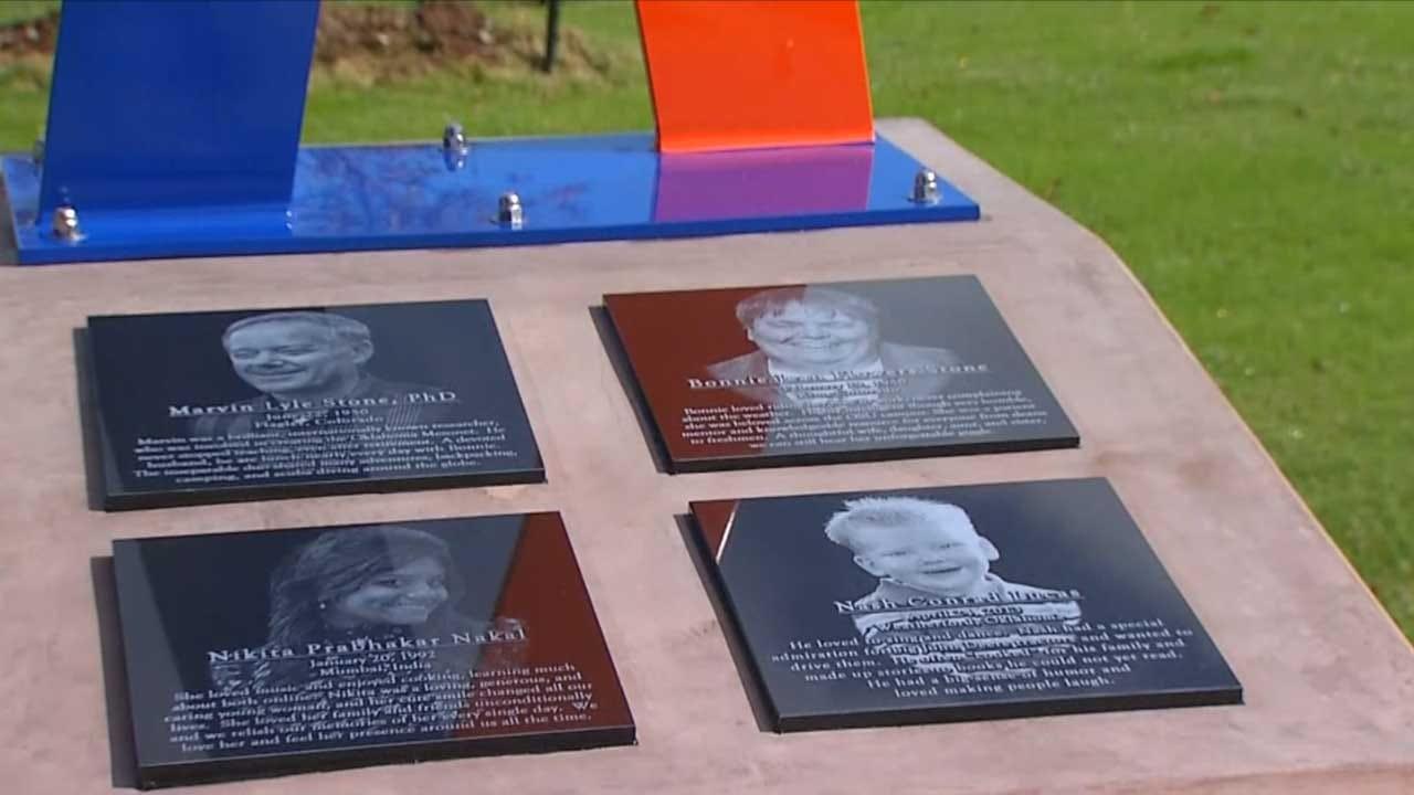 Memorial Dedication Friday For OSU Homecoming Parade Crash Victims