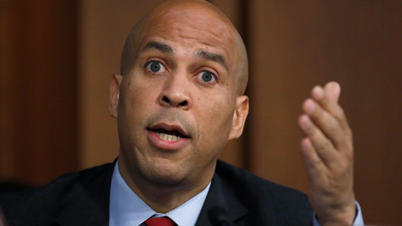 Suspicious Packages Sent To Sen. Cory Booker, Ex-Intel Chief James Clapper