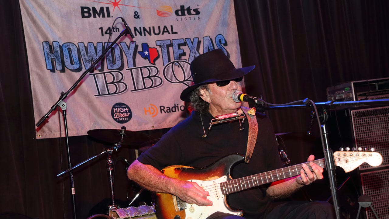 Tony Joe White, Country Bluesman And Hit Songwriter, Dies At 75