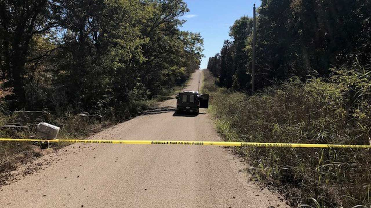 Jogger Discovers Body In Pottawatomie County