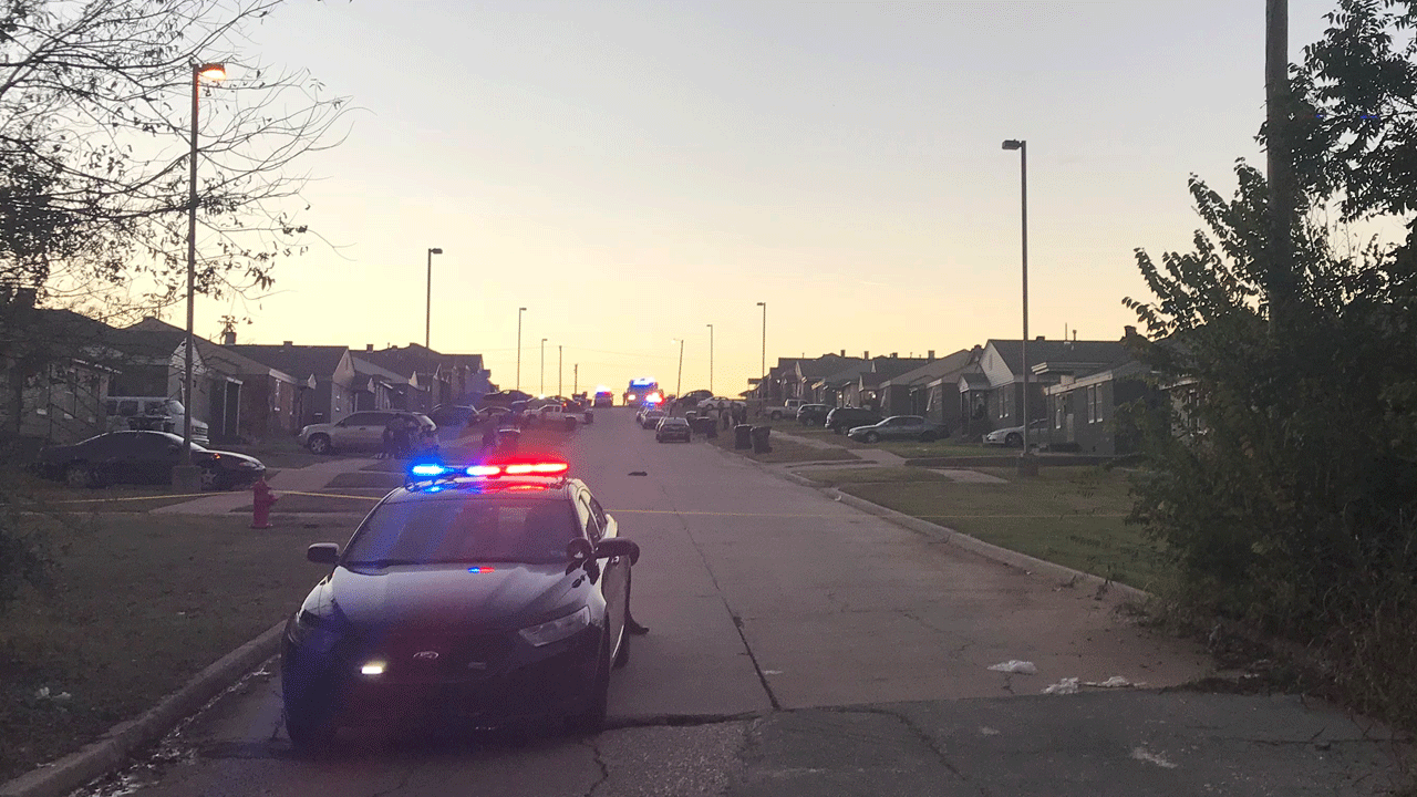 Police Respond After 2 Injured In NE OKC Shooting