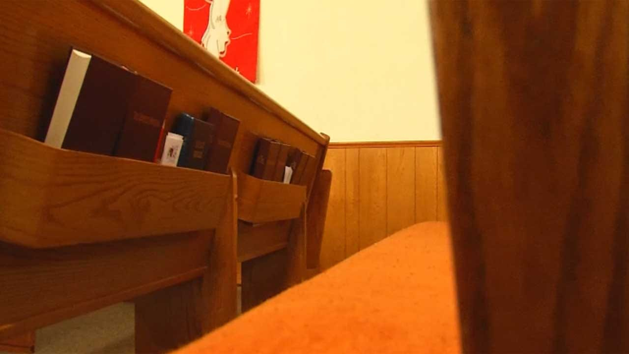 Former OKC Priest Faces Another Sexual Abuse Allegation