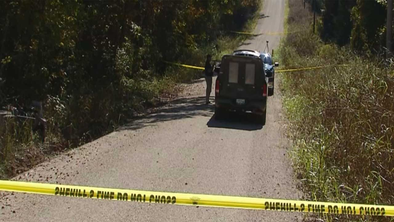 Investigators: There's 'Something Suspicious' About Body Found In Pott. Co.