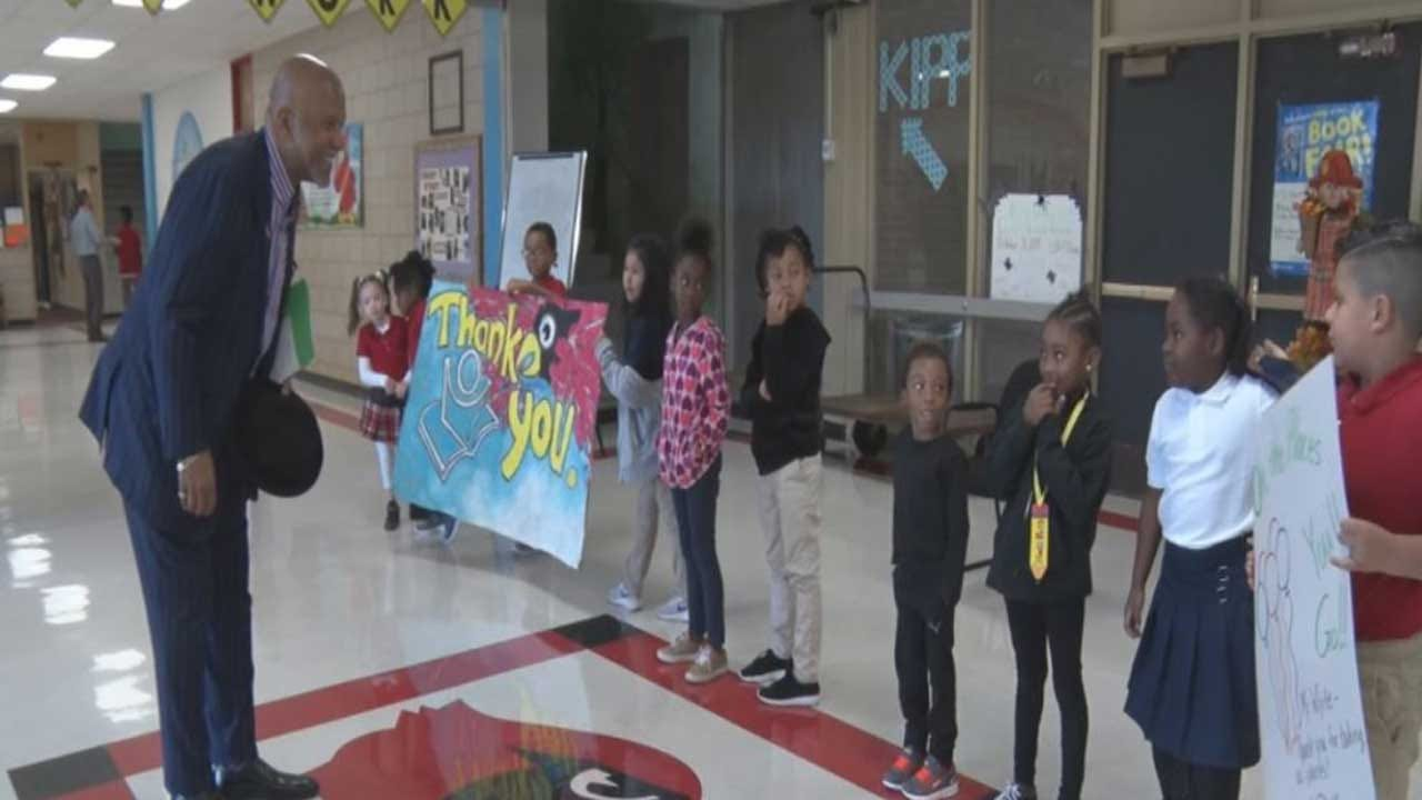 Oklahoma Native Brings New Literacy Program To Hometown Schools