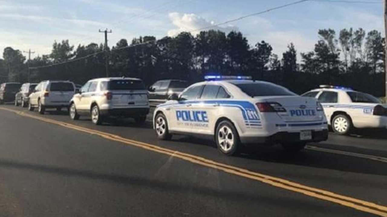 5 Officers Shot In South Carolina; Suspect In Custody