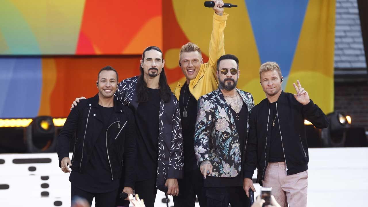 Backstreet Boys, 98 Degrees Cancel Concert At Winstar Casino