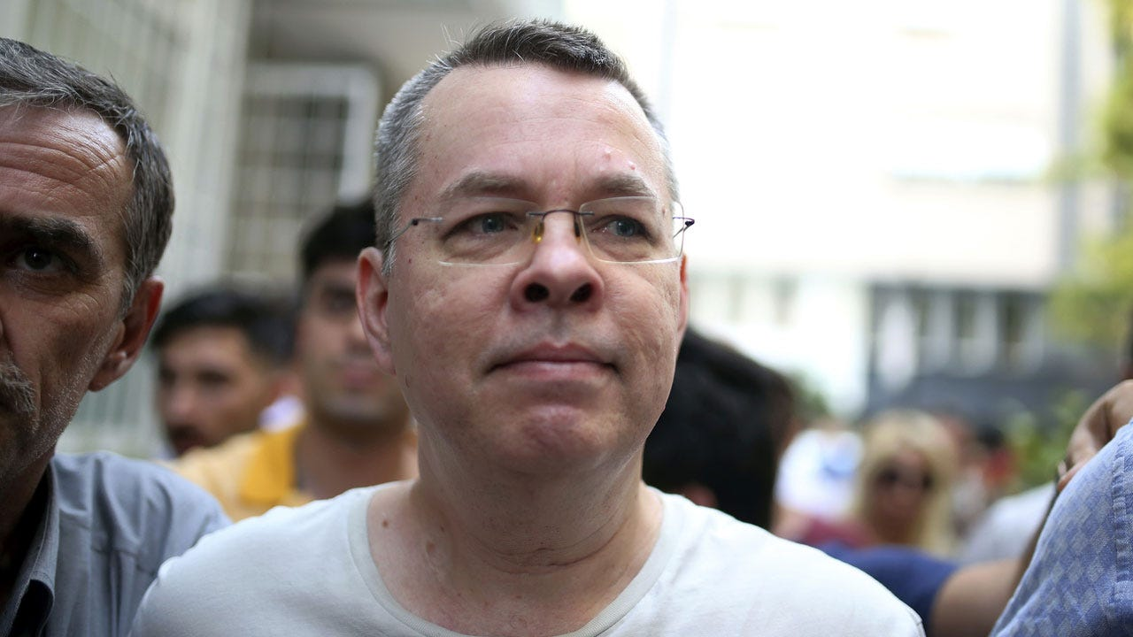 U.S. Pastor Andrew Brunson Appeals For Freedom To Turkey's Highest Court