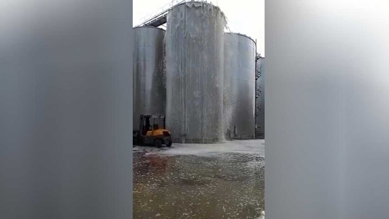 Winery Loses 8,000 Gallons Of Prosecco After Fermentation Tank Explodes