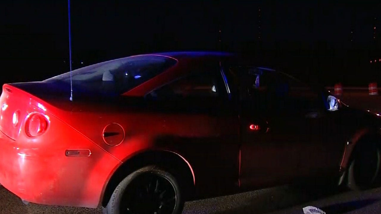 Chase Leads To DUI Arrest In Northeast OKC