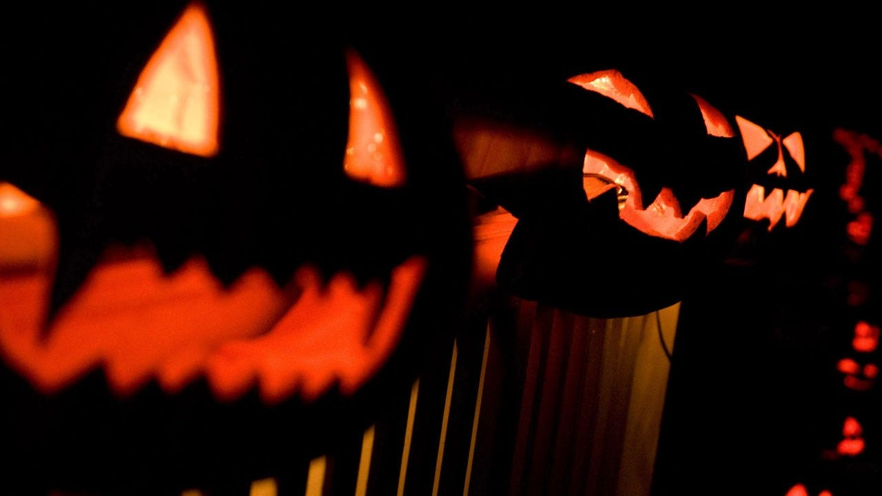 Higher Halloween Crime Rates Make It A Real Fright Night