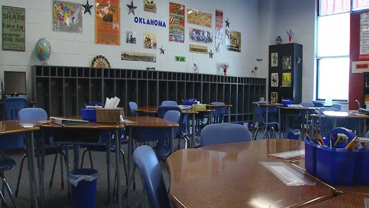 School Districts Across Oklahoma Plan To Take Election Day Off